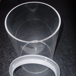 Perspex and Polycarbonate Sight Glasses