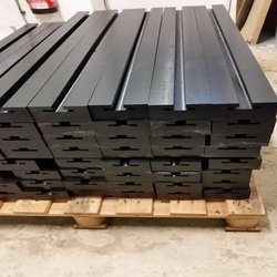 Pallet of PE Wear Guides 25-07-2016